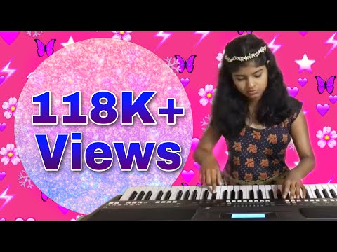 Despacito - Luis Fonsi ft. Daddy Yankee ( Keyboard Cover by Linet Thomas)