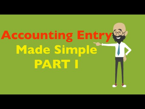 Accounting Entry | Journal Entry | Part I | MBA in Pills | The Four Week MBA