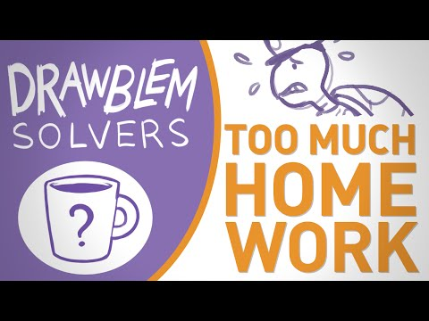 Do teachers give too much homework
