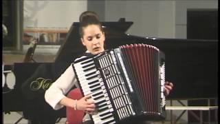 Berić Anja - harmonika 6.razred