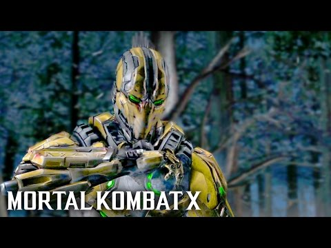 "Mortal Kombat X - Cyrax ""The Impossible"" Living Tower"