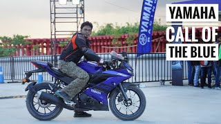 Yamaha is Back! | Call of The Blue biker Event | RWR #Calloftheblue
