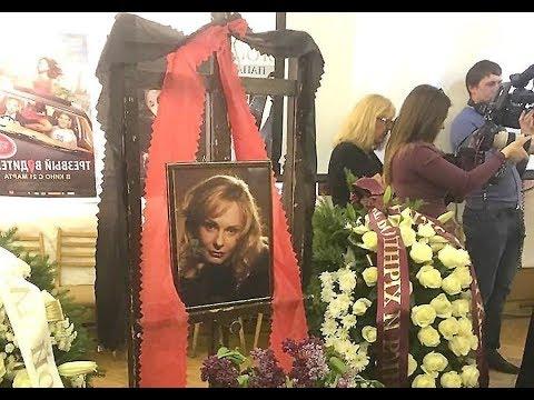 Странное СМС пришло подруге Цывиной накануне ухода актрисы, прощание с Ириной Цывиной
