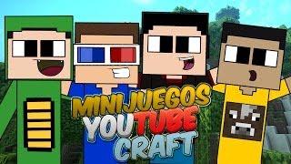 Minecraft: YouTubeCraft Bombermine con Rabah, Ingenio y Joe