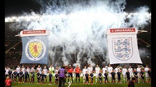Scotland Vs England CUP QUALIFIERS