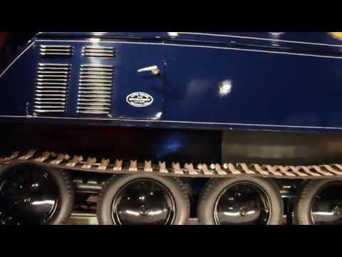Snowmobile Bombardier 1947 | Doovi