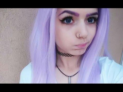 Anime lány smink/Anime girl makeup tutorial