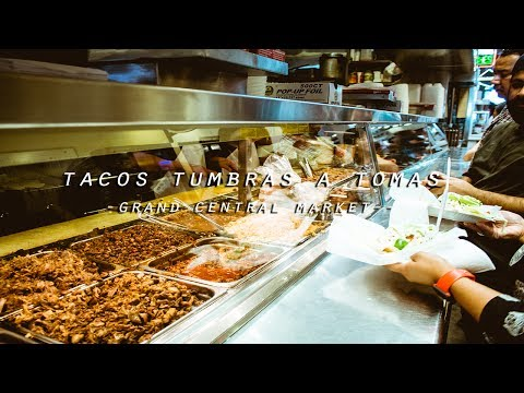 BIGGEST TACOS IN DOWNTOWN LA!!