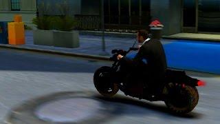ghost rider spirit of vengeance bike - GTA IV