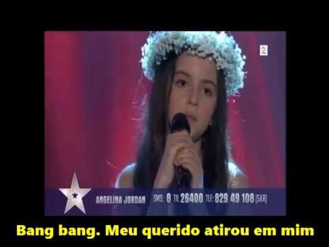 Angelina Jordan Bang Bang Legendado
