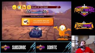 Garfield Kart Furious Racing Episode 2