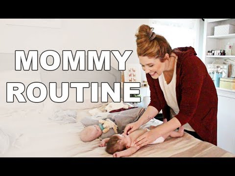 MOMMY MORNING ROUTINE 2017   MOM OF 7   THIS GATHERED NEST