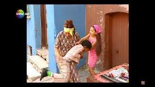 Pembe Kızıyla Evcilik Oynadığı İçin Aliş'i Dövüyor - Cennet Mahallesi
