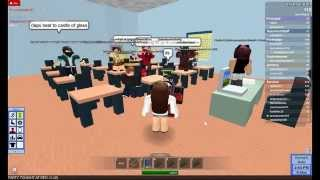 ROBLOX my life as a super hero part 4