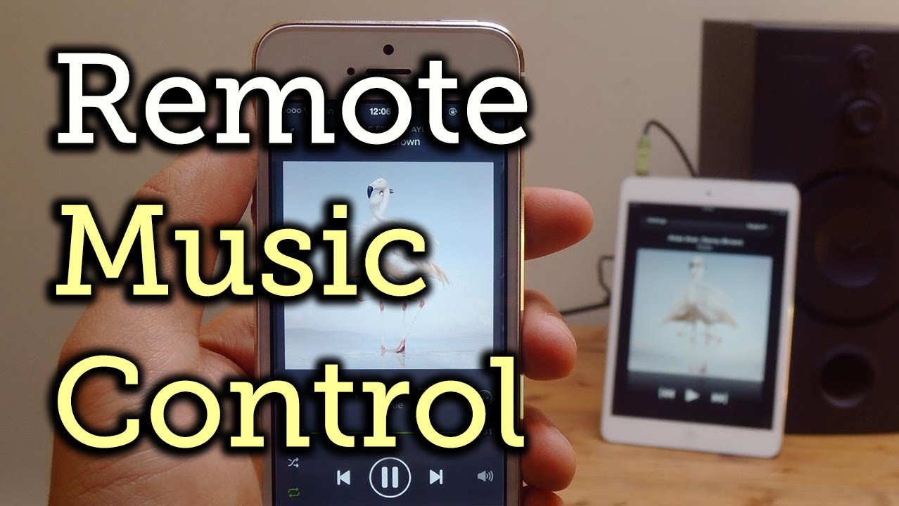 Turn Your iPhone, iPad, or iPod touch into an AirPlay Receiver - NO  JAILBREAK! [How-To]