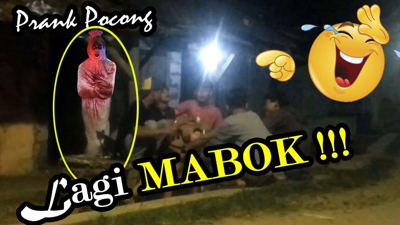 Kompilasi Prank Pocong Lucu 🤣 Yang Mabok Bubar  #videolucu #prankpocong #kompilasiprank