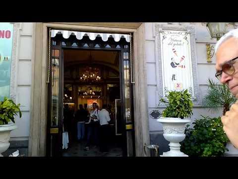 Королевское кофе в Неаполе.Ч.30, 28.10.19
