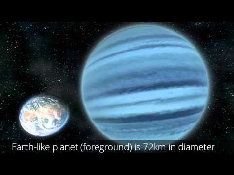 New planet - a 684km diameter gas giant : spaceengineers