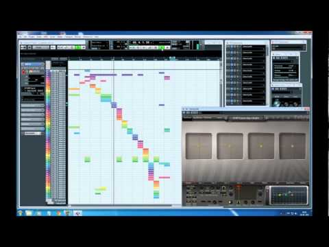 Zebra VST Hybrids Clips 1 - YouTube