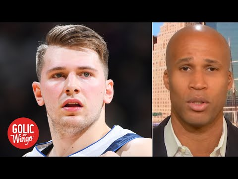 No one knew Luka Doncic was going to be this talented - Richard Jefferson | Golic and Wingo