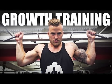 Hypertrophy Training | 3 Ways To FORCE Muscle Growth