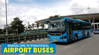 Bangalore International Airport Bus Service | Bus Routes | Route Numbers | 2020