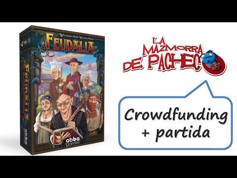 Feudalia: Crowdfunding + Partida
