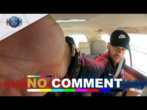 NO COMMENT - SPECIAL : QATAR TOUR 2019 ! - with Neymar Jr, Mbappé & Thiago Silva