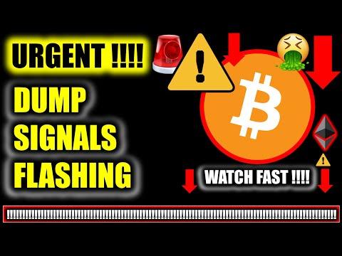 ⚠️ WARNING TO ALL BITCOIN INVESTORS!!!! ⚠️ Crypto Price Analysis TA & BTC Cryptocurrency News Today
