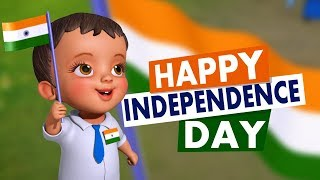 Independence Day Song for Kids | Telugu Rhymes for Children | Infobells