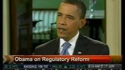 Obama On Regulatory Reform - Bloomberg