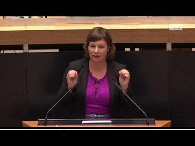 Antje Kapeks Rede zu den Vorfällen in Chemnitz im Berliner Abgeordnetenhaus am 13.09.2018