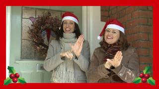 Singing Hands: We Wish You a Merry Christmas - with Makaton