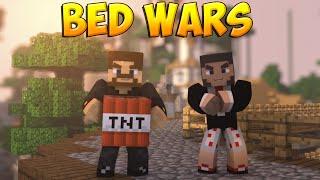Minecraft Bed Wars #20 - Долгое сражение