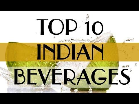 TOP 10 INDIAN BEVERAGES