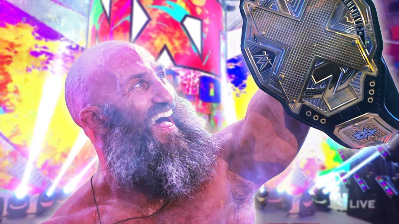 New WWE NXT 2.0 Champion Crowned - Big Reboot!