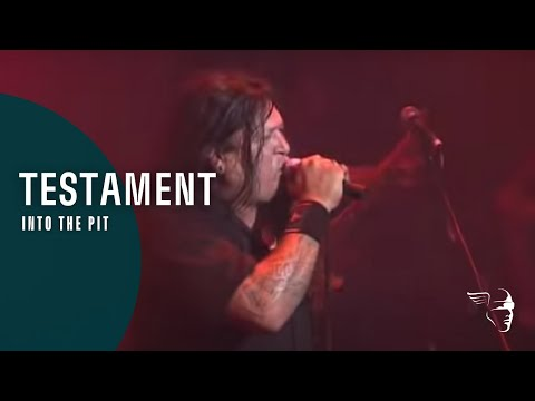 Testament - Into The Pit (From Live In London)