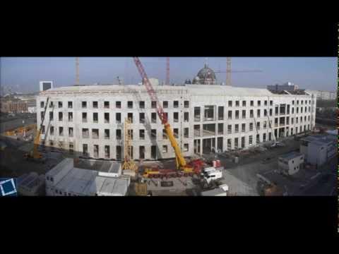 Berliner Schloss Webcam, 2015, P.1