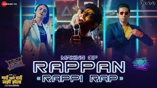 Rappan Rappi Rap - Making | Mard Ko Dard Nahi Hota | Radhika Madan & Abhimanyu Dassani | Benny Dayal