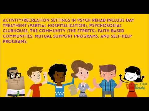 Marketing Psychiatric Rehabilitation