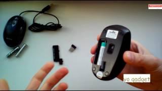 Чем отличается? проводная или беспроводная мышь