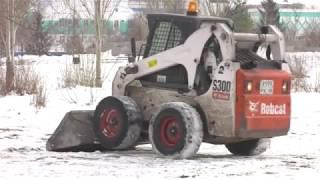 Строительство катка в Преображенский  парке - Абакан 24