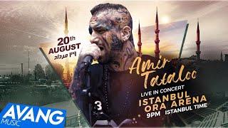 Amir Tataloo live in concert Istanbul Turkey