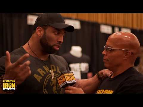 Cedric McMillan: Remembering Dallas McCarver before Competing | Arnold Classic 2018