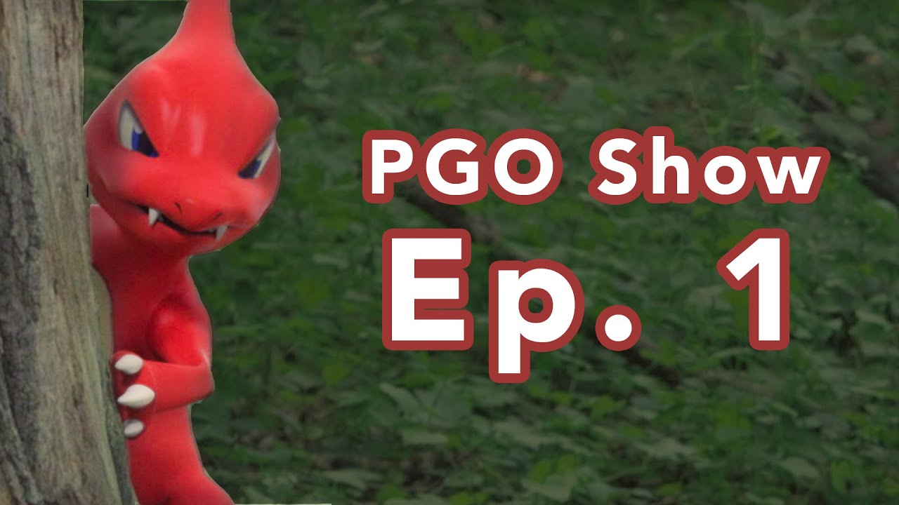 The Pokemon Go Show - Ep. 1 - Toronto