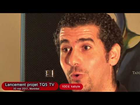 TQ5 TV, Reda Amrani
