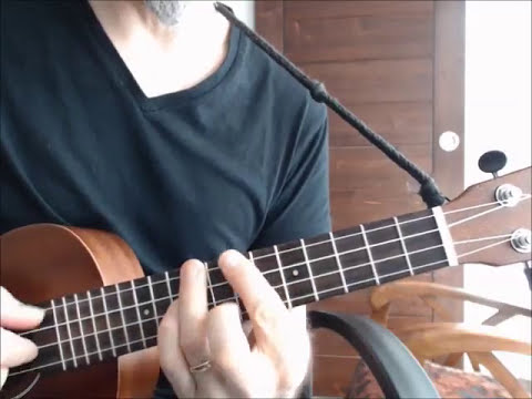 Irish Ukulele - The Rights of Man (Hornpipe)