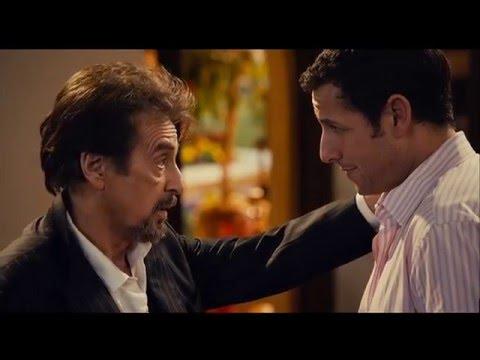 Al Pacino visits Jack and Jill