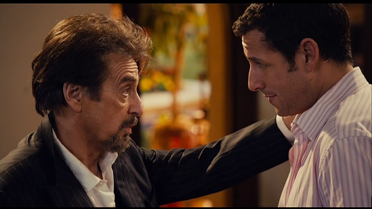 Al Pacino Visits Jack And Jill Youtube