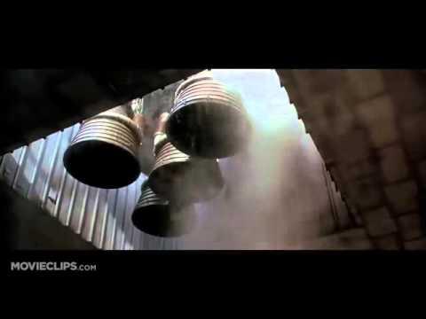 Apollo 13 3 11 Movie CLIP   Go for Launch 1995 HD